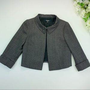 Brooks Brother Woven In Italy Blazer Size 6